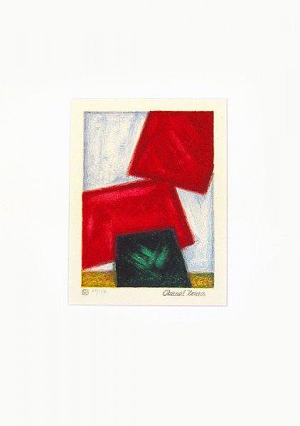 Rot/Grüne/Blaue Abstraktion