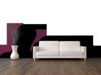 Beispiel Hintergrund Wand für Rahmung - 2481