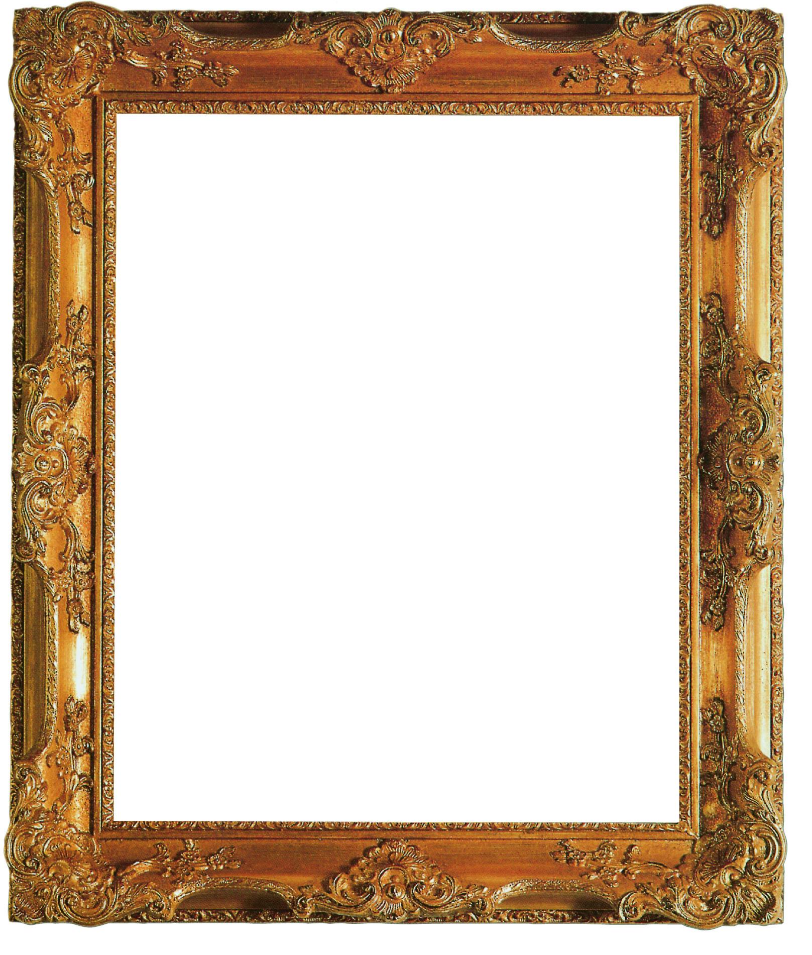 Stilrahmen - Barockbilderrahmen