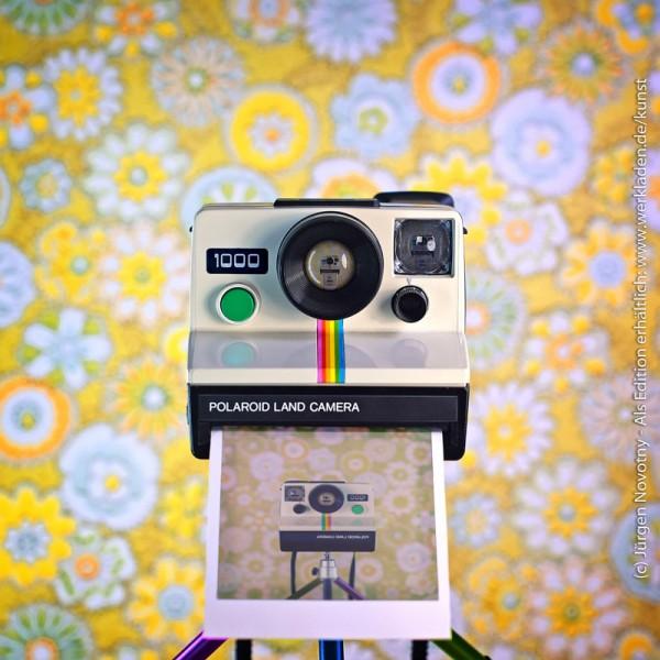 Cameraselfie Polaroid Land Camera 1000