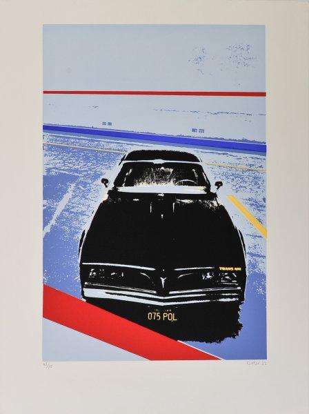 Alain Valtat, Trans AM Pontiac Firebird