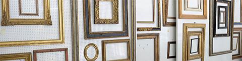 Beliebt Bilderrahmen in allen Größen und Farben günstig vom Profi kaufen KM54