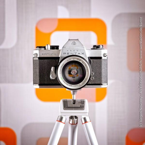 Cameraselfie Pentax Spotmatic