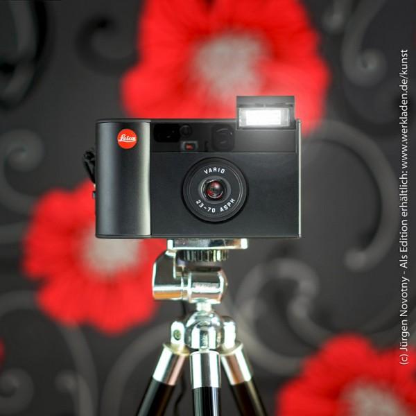 Cameraselfie Leica C-11