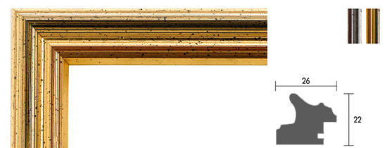 k ln bilderrahmen holzprofil 44 k ln holz bilderrahmen. Black Bedroom Furniture Sets. Home Design Ideas