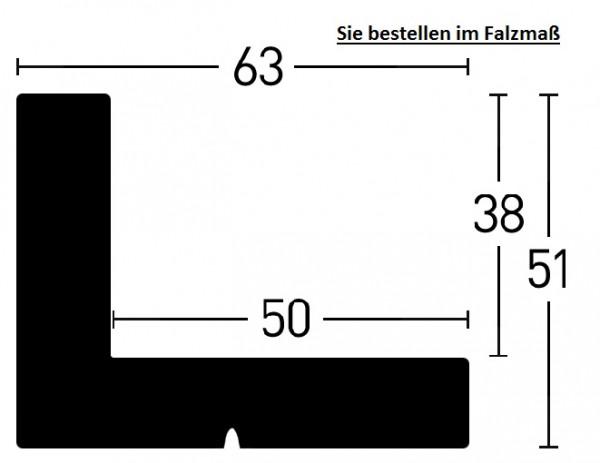 Nielsen Schattenfuge Holz Metropolitan Floater 63x51