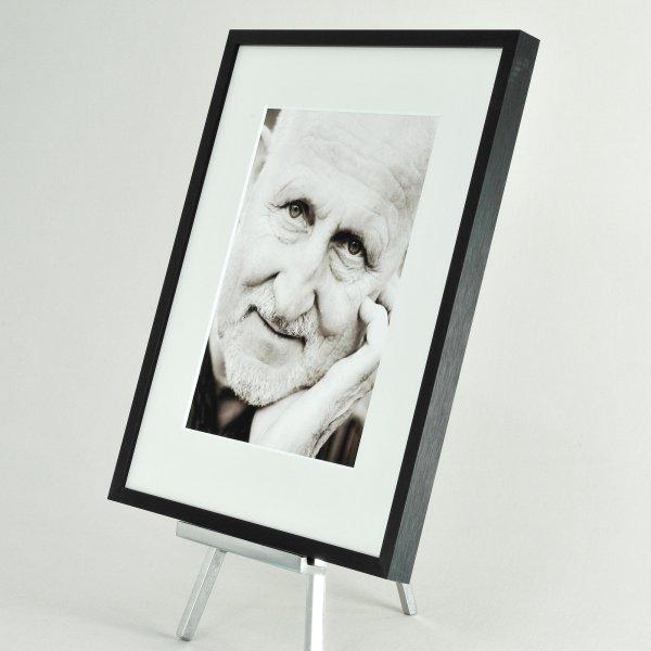 Trauer-Bilderrahmen Nielsen C2 Portrait