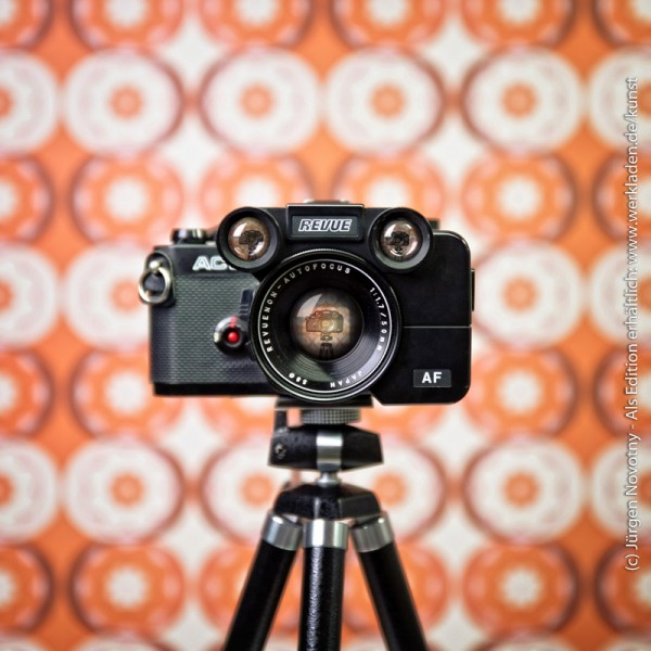 Cameraselfie Revueflex AC 2