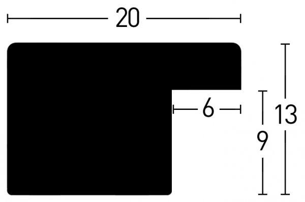Nielsen Holz Blackwoods 20x13