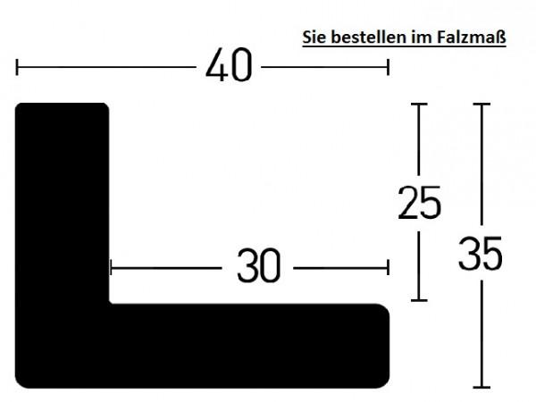 Nielsen Schattenfuge Holz Art 40