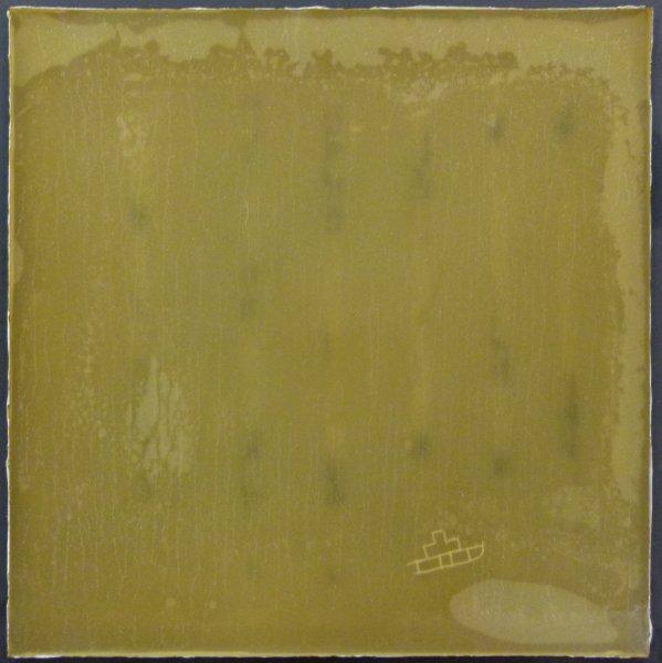 Joseph Beuys, Phosphor-Kreuzschlitten