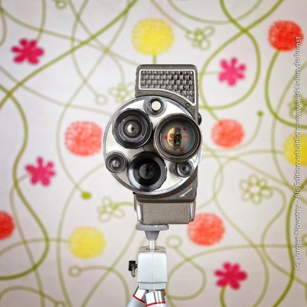 Cameraselfie Yashica 8 E