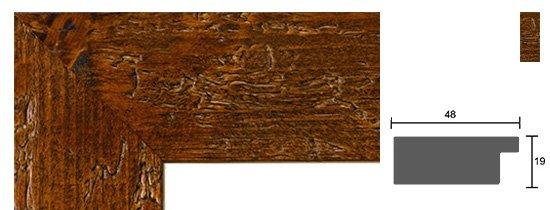 Köln Bilderrahmen effect Holzprofil 2400