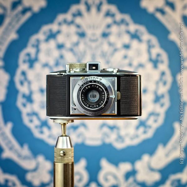 Cameraselfie Agfa Karat