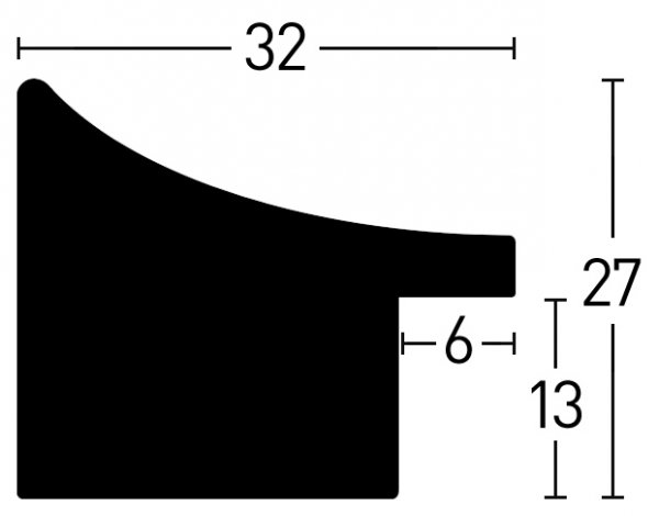 Nielsen Holz Titania 32