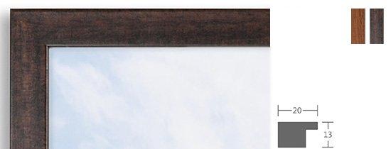 Berlin Bilderrahmen Holz Profil 5517