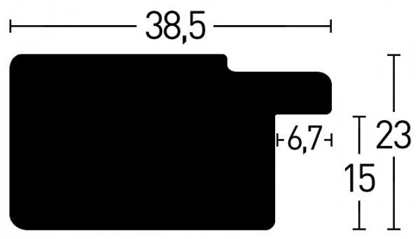 Nielsen Holz Metropolitan 38,5