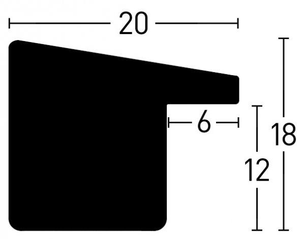 Nielsen Holz Metalia 20