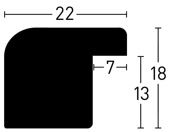Nielsen Holz Aquarelle 22