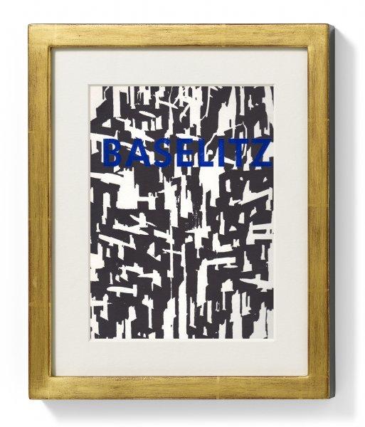 Conzen Galerieleiste I - gold/schwarz