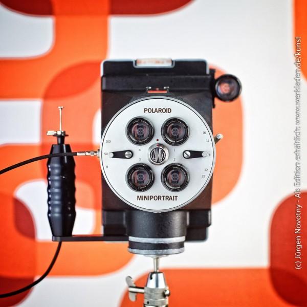 Cameraselfie Polaroid Miniportrait 40