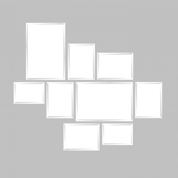 9er Bilderrahmen Set - Nielsen C2