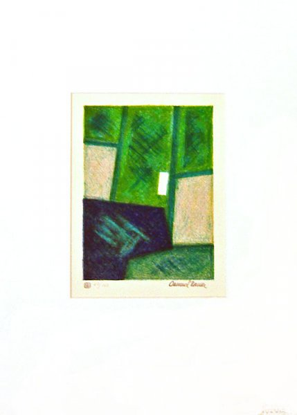 Grüne Abstraktion