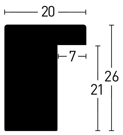 Nielsen Holz Blackwoods 20x26