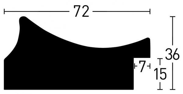 Nielsen Holz Treviso 72