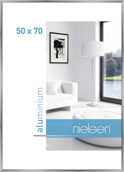 Nielsen C2 Alu-Bilderrahmen 50x70cm