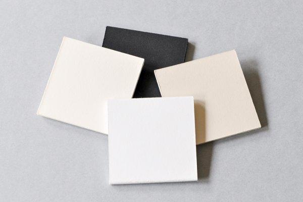 Muster Nielsen Baumwoll Passepartout Alpharag 3,2mm