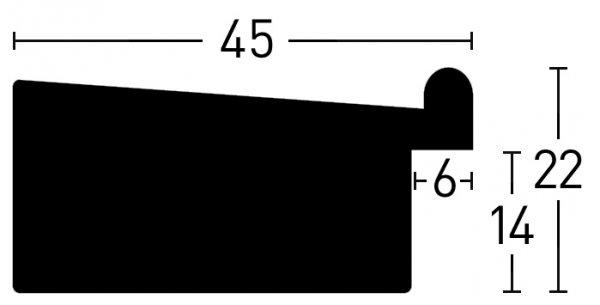 Nielsen Holz Metalia 45