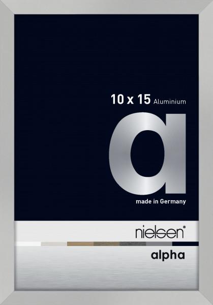 Nielsen Alpha eloxierter Premium-Alurahmen