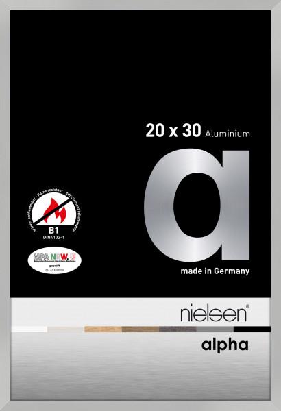 Nielsen alpha – B1 Brandschutzrahmen