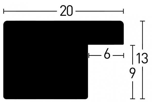 Nielsen Holz Whitewoods 20x13