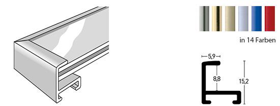 bilderrahmen 80x80