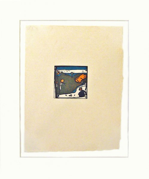 Wassily Kandinsky, Regarde sur le passé