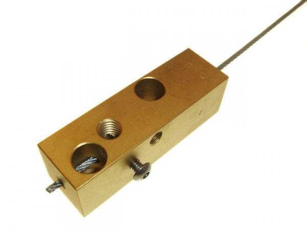 Seilhängung Track & Wire XS 2,0 mm