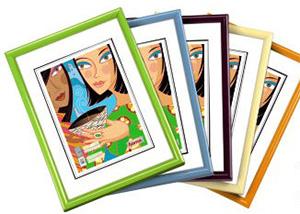 Bilderrahmen online kaufen