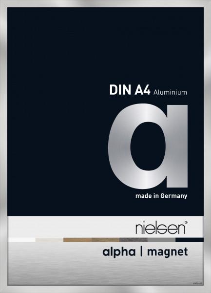 Nielsen Alpha Magnet-Bilderrahmen Aluminium eloxiert