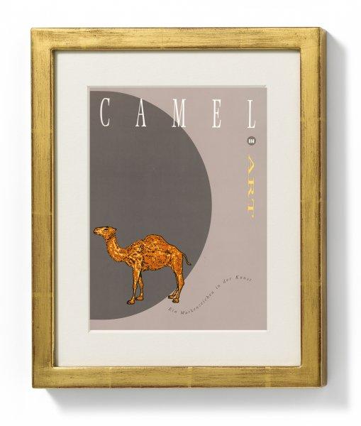 Conzen Galerieleiste I - gold