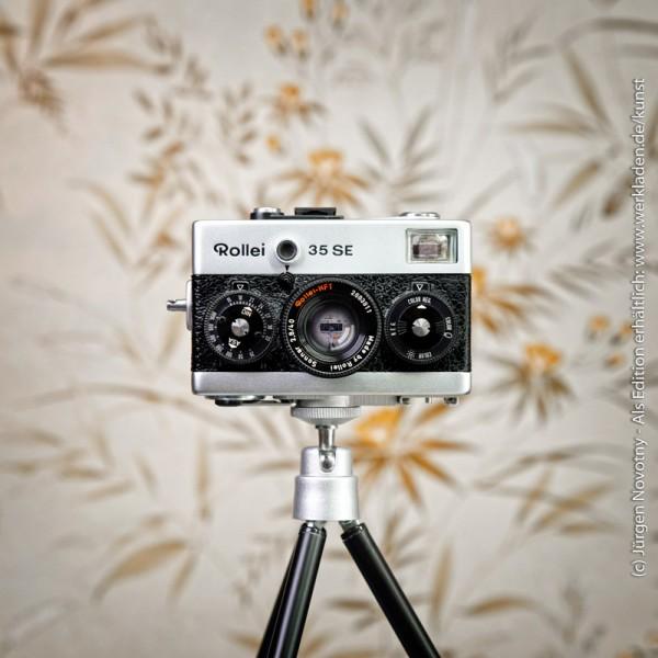 Cameraselfie Rollei 35 SE