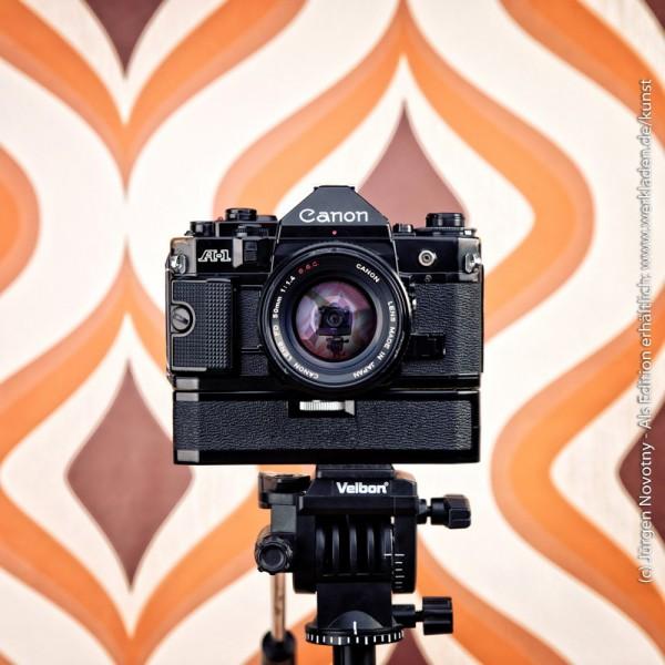 Cameraselfie Canon A1