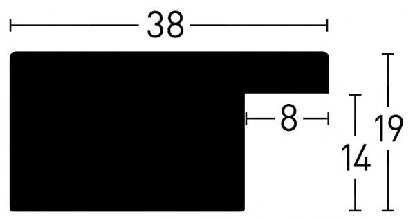 Nielsen Holz Blackwoods 38