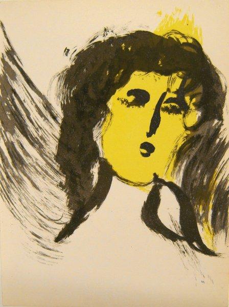 Marc Chagall, Der Engel