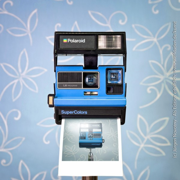 Cameraselfie Polaroid Supercolors