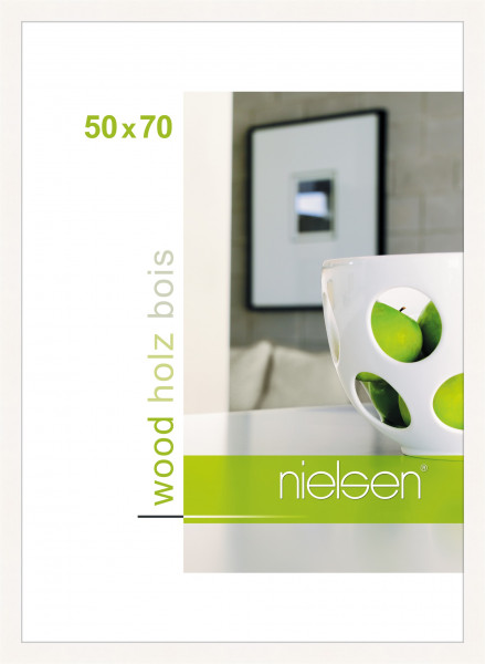 Nielsen Essential Holz-Bilderrahmen 50x70cm