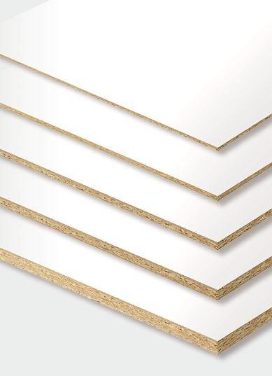Spanplatten Weiss Beschichtet Individuell Zugeschnitten