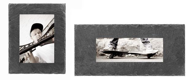 Schieferrahmen - Bilderrahmen aus Schiefer