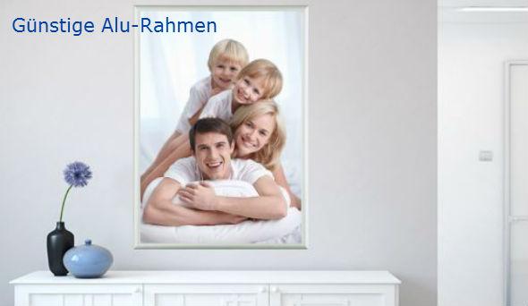 g nstige alurahmen alu bilderrahmen bilderrahmen. Black Bedroom Furniture Sets. Home Design Ideas